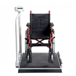 Balance électronique pour fauteuils roulants Seca 677
