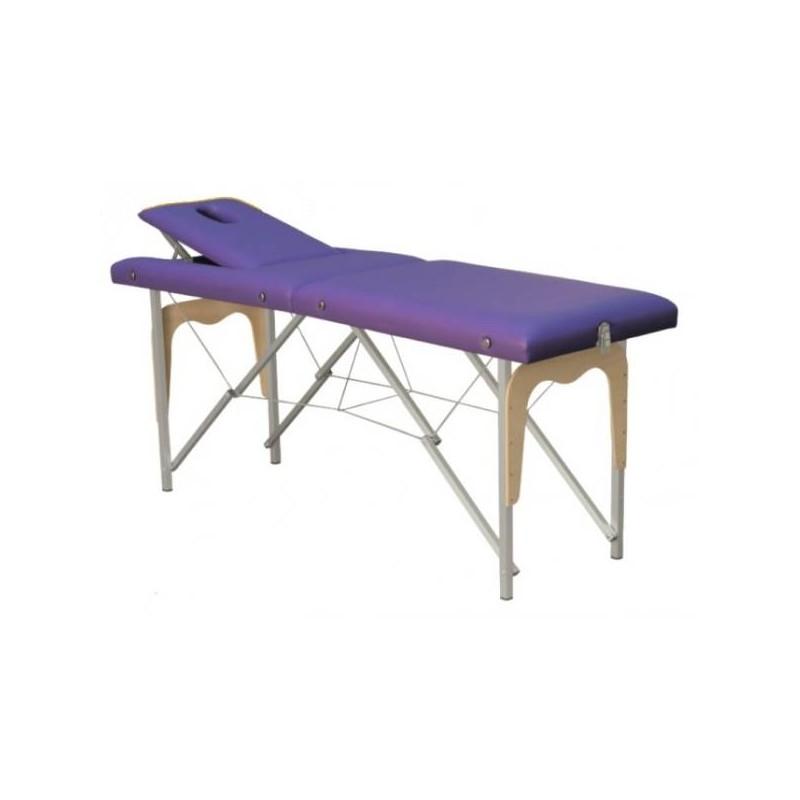Table de massage pliante en aluminium - Table pliante de marche ...