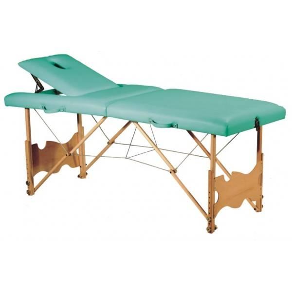 Table de massage pliante en bois - Table pliante en bois ...