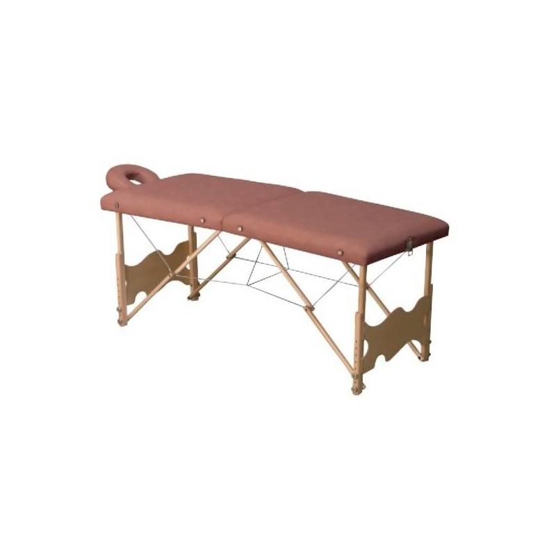table de massage pliante en bois. Black Bedroom Furniture Sets. Home Design Ideas