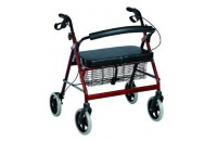 Rollator 4 roues XXL