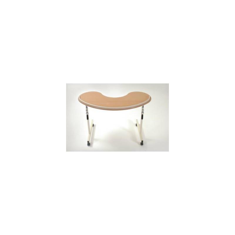 table de lit incurv e. Black Bedroom Furniture Sets. Home Design Ideas