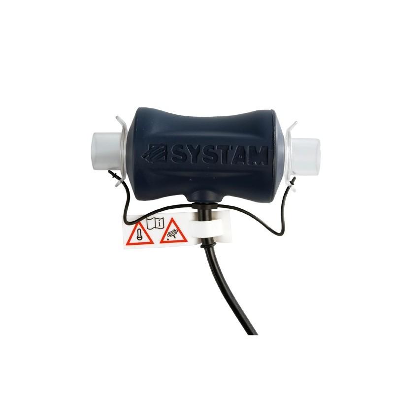 Réchauffeur pour DP100+ Systam