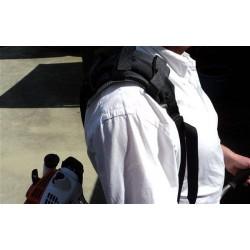 Protection d'épaule contre les vibrations et cisaillements