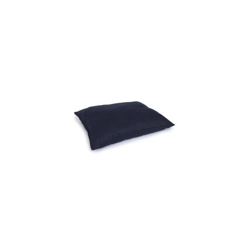 Oreiller anti-déchirure 60x70 cm coloris bleu amiral