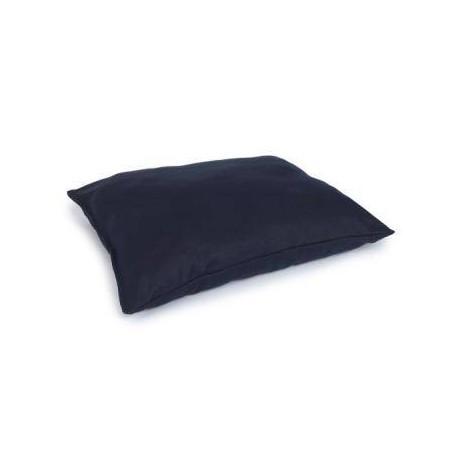 Oreiller indéchirable 60x70 cm coloris bleu amiral