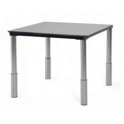 Table réglable en hauteur 2 places