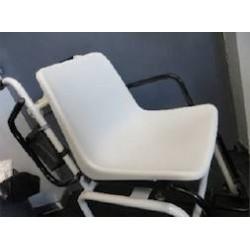 Assise grise PVC Seca