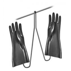 Option Support pour gants pour support mural