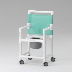 Chaise de douche / toilette multifonctionnelle