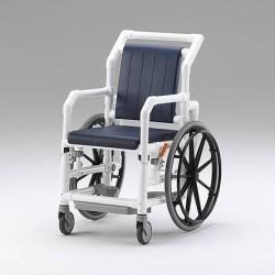 Fauteuil roulant de transport IRM 3 Tesla pour conduite autonome