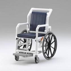 Fauteuil roulant amagnétique IRM