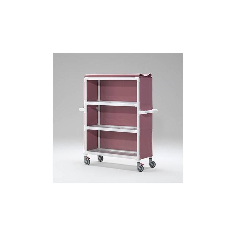 chariot a linge. Black Bedroom Furniture Sets. Home Design Ideas