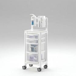 Chariot IRM amagnétique