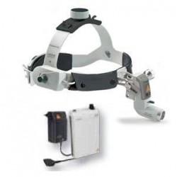 ML4 LED HeadLight avec mPack et transformateur à fiche Heine