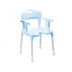 Chaise douche ETAC Swift BLEU