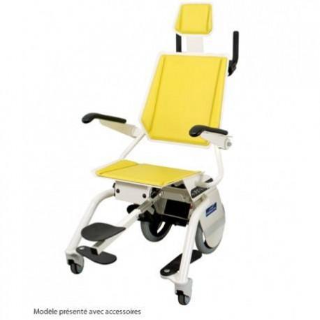 chaise de transfert tweegy promotal. Black Bedroom Furniture Sets. Home Design Ideas