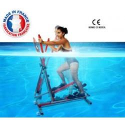 Vélo Aqua-elliptique Mano Pro