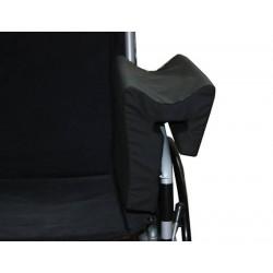 Coussin gouttière pour fauteuil roulant