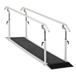 Barres de marche avec plancher