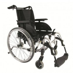 Fauteuil roulant Action 4 NG XLT Dossier fixe Invacare