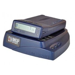 Lecteur de dosimètre LDM 320 D (version de table) avec port USB