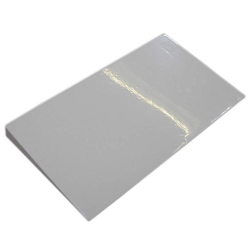 Filtre silicone pente douce
