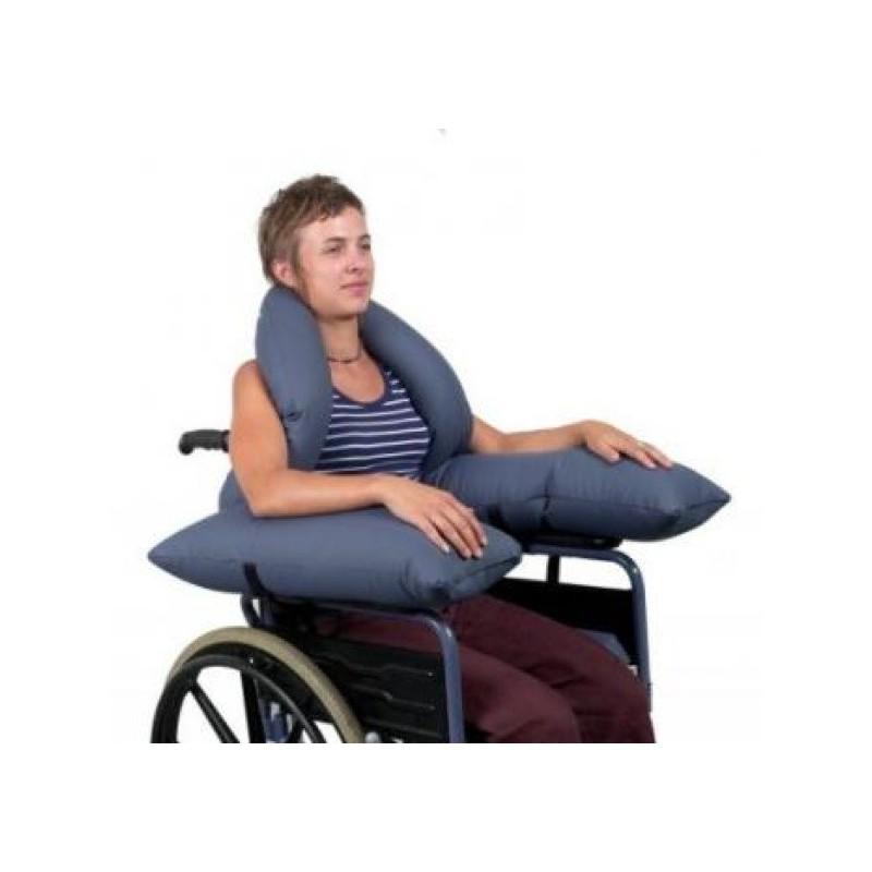 coussin h mipl gie pour fauteuil roulant. Black Bedroom Furniture Sets. Home Design Ideas