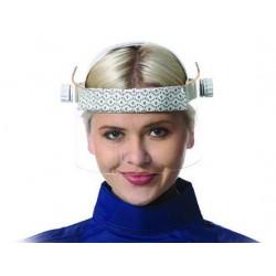 Masque de radioprotection plombé