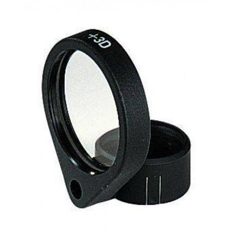 Loupe + 3D pour ophtalmoscope indirect Heine