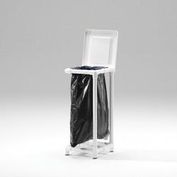 Collecteur à déchets amagnétique