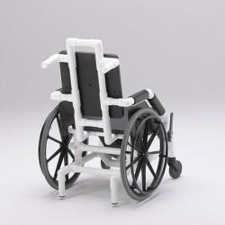 Fauteuil roulant amagnétique IRM 7 Tesla