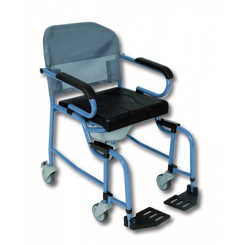 fauteuil de douche noum a 200 hms vilgo. Black Bedroom Furniture Sets. Home Design Ideas