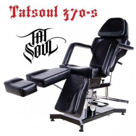 Fauteuil hydraulique Tatsoul 370S pour tatoueur