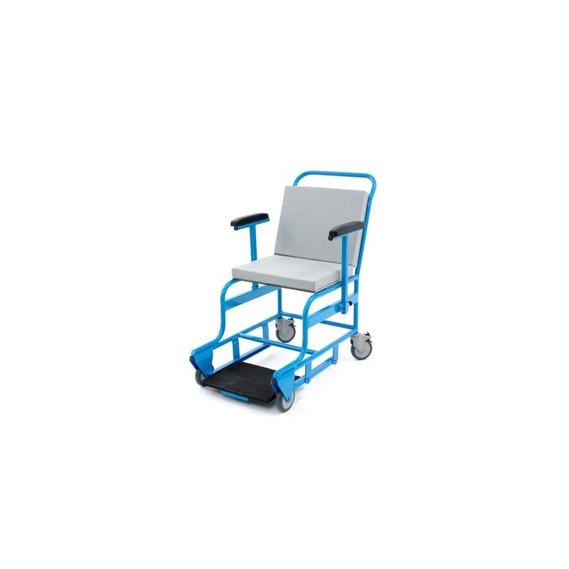 chaise de transfert amagn tique bariatrique. Black Bedroom Furniture Sets. Home Design Ideas
