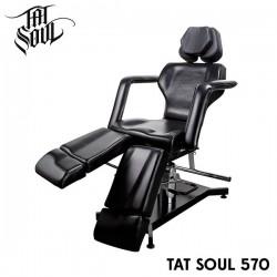 Fauteuil tatoueur hydraulique Tatsoul 570
