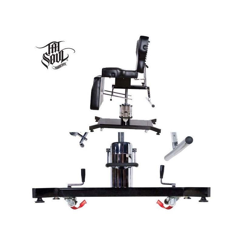 Kit roulettes pour fauteuil Tatsoul