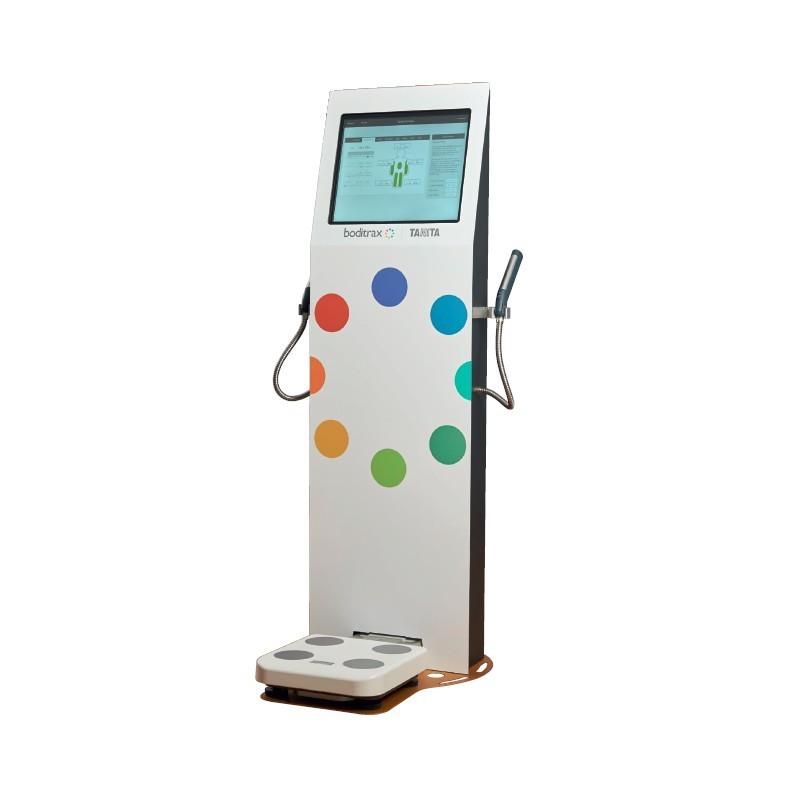 TANITA BODITRAX System - Analyseur corporelle TANITA segmentaire multifréquences - BLANC - USB - 3 fréquences - 270 Kg / 100 g