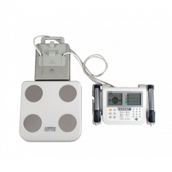 TANITA MC 780 MA S - Analyseur corporelle TANITA segment multifréquences - BLANC - USB - 3 fréquences - 270 Kg / 100 g