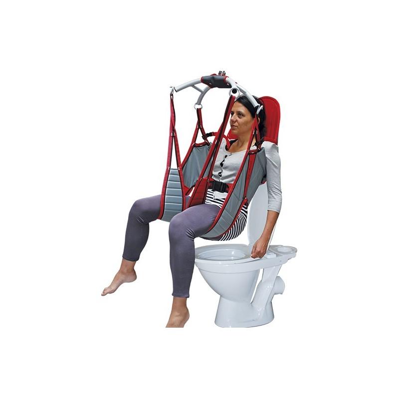 Sangles toilette et pour coquille