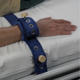 Sangle poignet avec sécurité magnétique