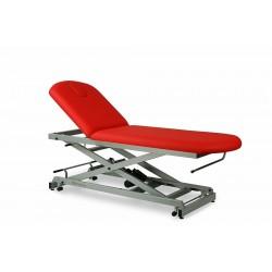 Table d'examen électrique roulettes rétractables CE-0127-R Mobercas