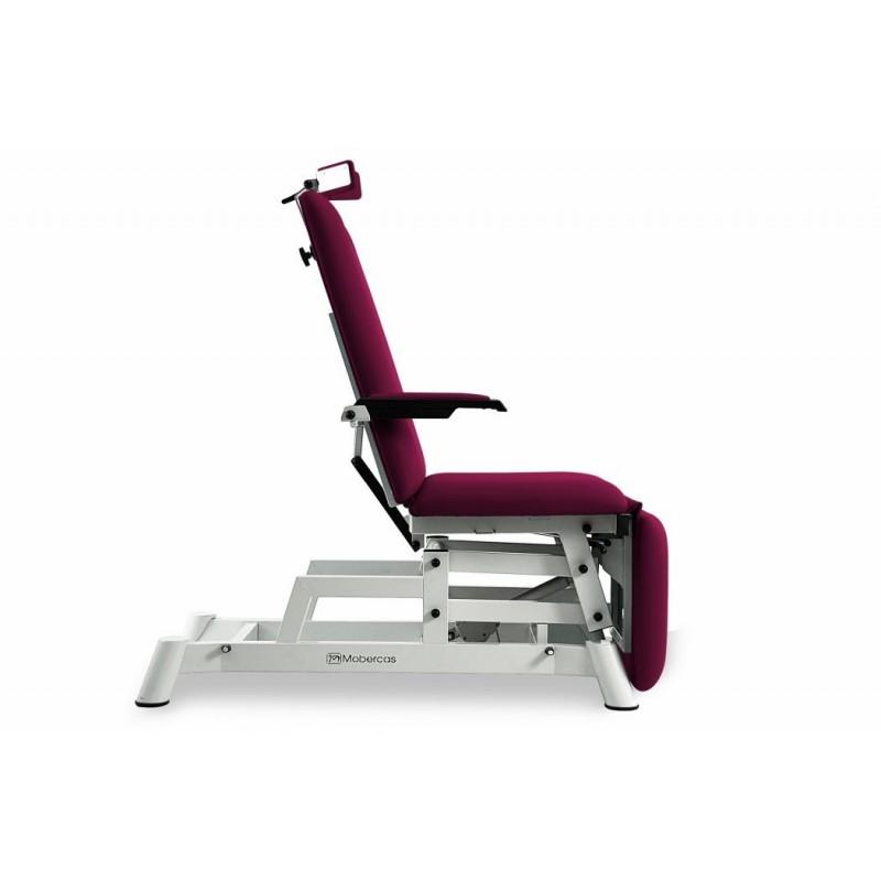 fauteuil lectrique d 39 ophtalmologie avec 2 moteurs mobercas. Black Bedroom Furniture Sets. Home Design Ideas