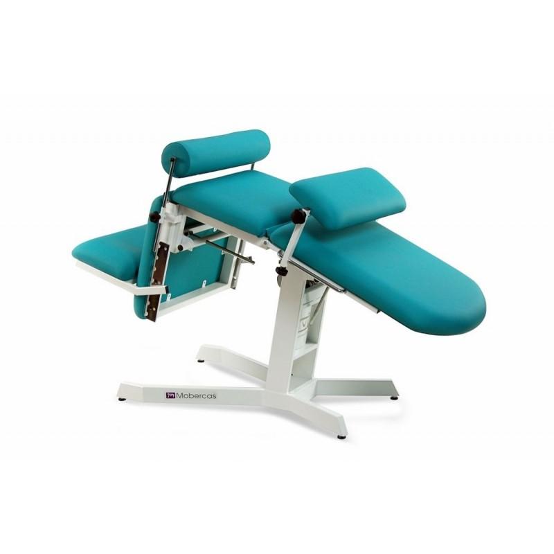 Table et divan d 39 examen rectoscopie for Divan fauteuil