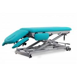 Table électrique multifonctionnel pour ostéopathie 7 sections
