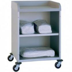 chariot linge pour ehpad cliniques h pitaux teamalex. Black Bedroom Furniture Sets. Home Design Ideas