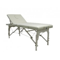 TABLE DE MASSAGE 2 PLANS PLIANTE CARINA MEDICAL
