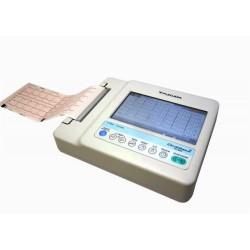 Electrocardiographe portable ECG 6 pistes CARDIMAX2 FX 8200 Fukuda
