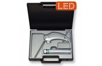 TROUSSE DE LARYNGOSCOPE FIBRE OPTIQUE HEINE FLEXTIP LED