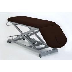 Table d'examen électrique proclive-déclive avec roulettes CE-0127-AR Mobercas